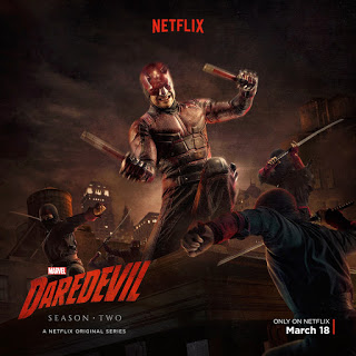 Review: Netflix's Original Series Daredevil: Season 2