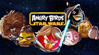 Gambar Angry Birds Star Wars