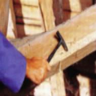 buchage bois de charpente