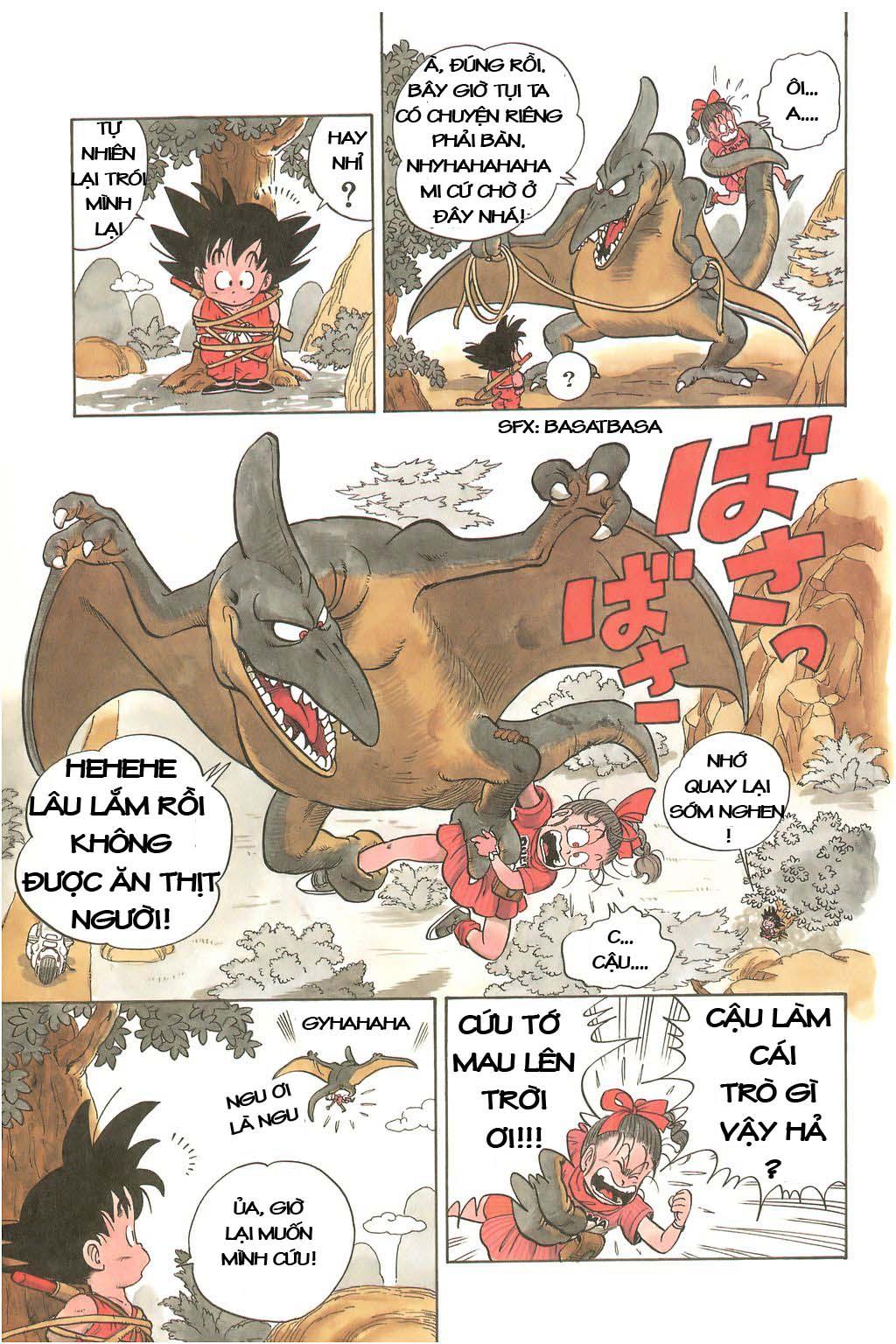 Dragon Ball chap 1 trang 34