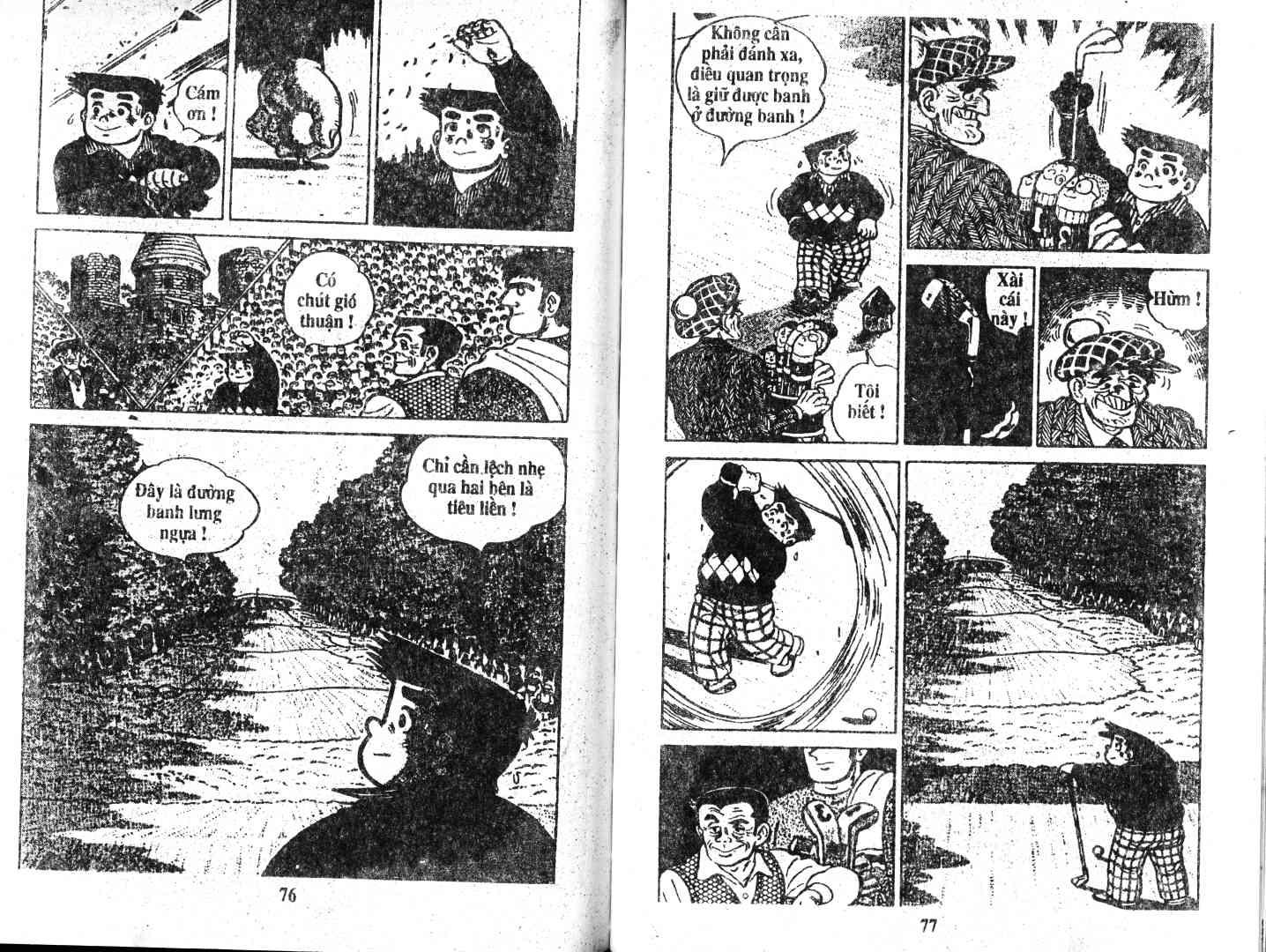 Ashita Tenki ni Naare chapter 50 trang 37