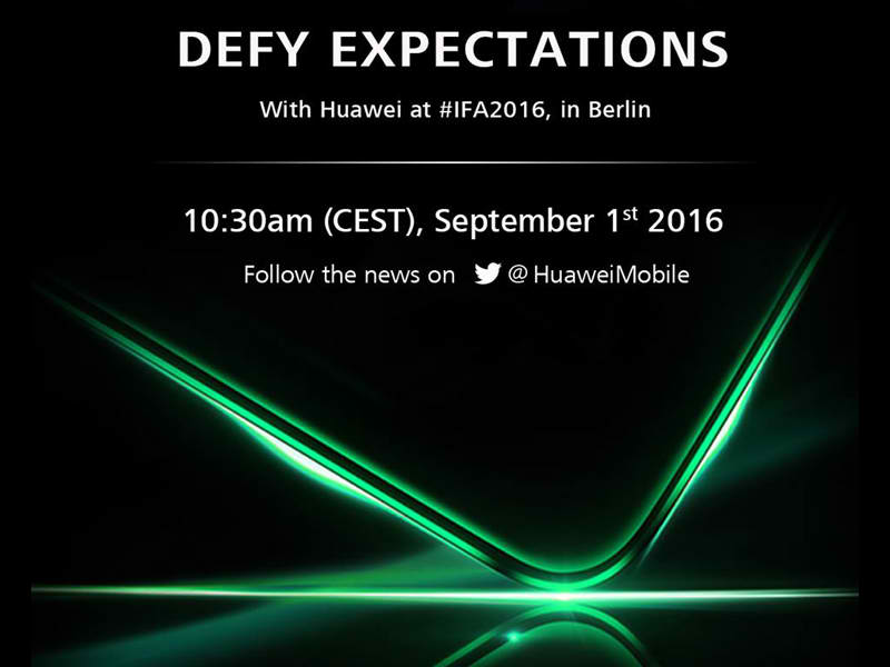 Nova, A New Sub Brand By Huawei To Launch At IFA 2016?