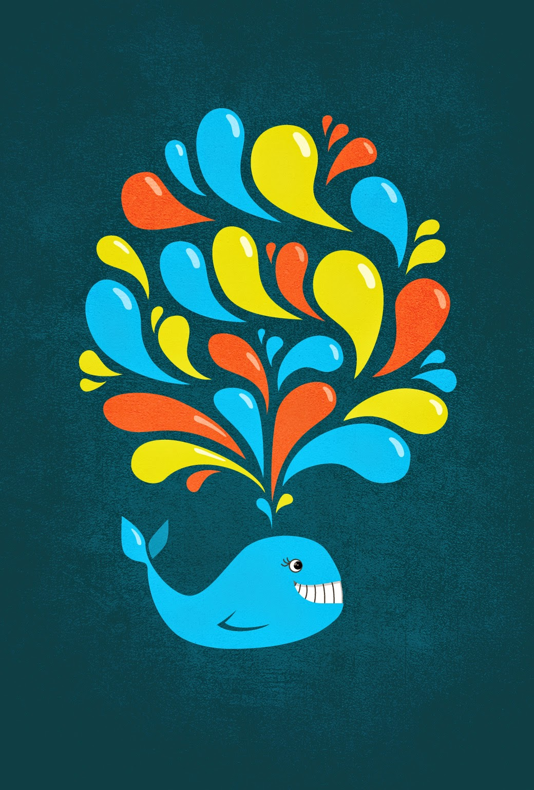 cute whale iphone wallpaper - photo #29