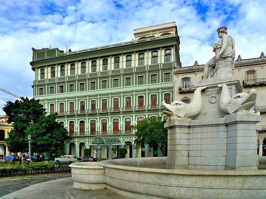 Hoteles en La Habana Vieja