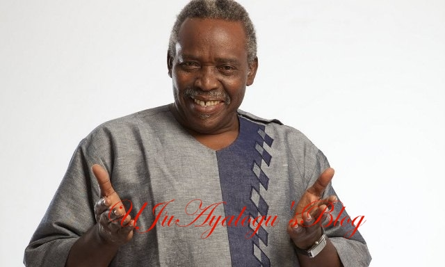 Legendary actor Olu Jacobs clocks 75
