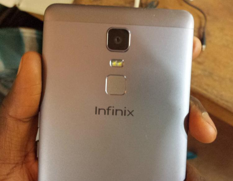 infinix note 3 pro camera