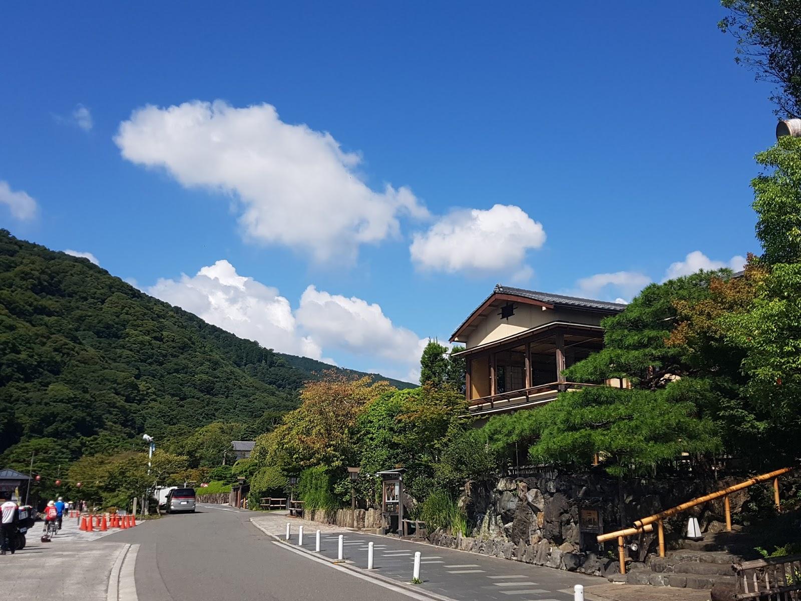 Rural Kyoto, Arashiyama
