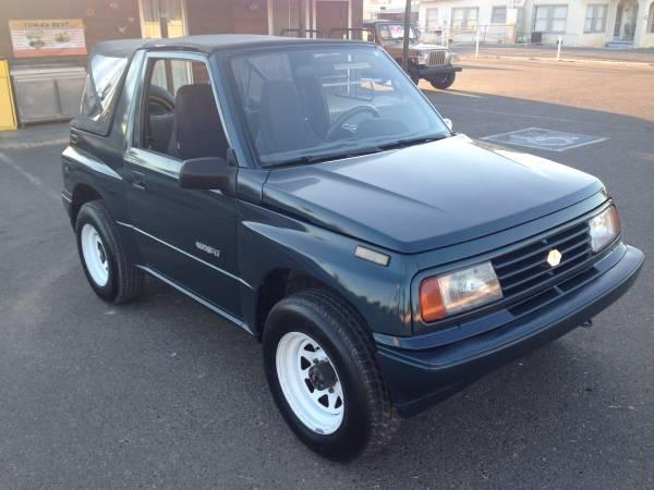 1990 Suzuki Sidekick For Sale