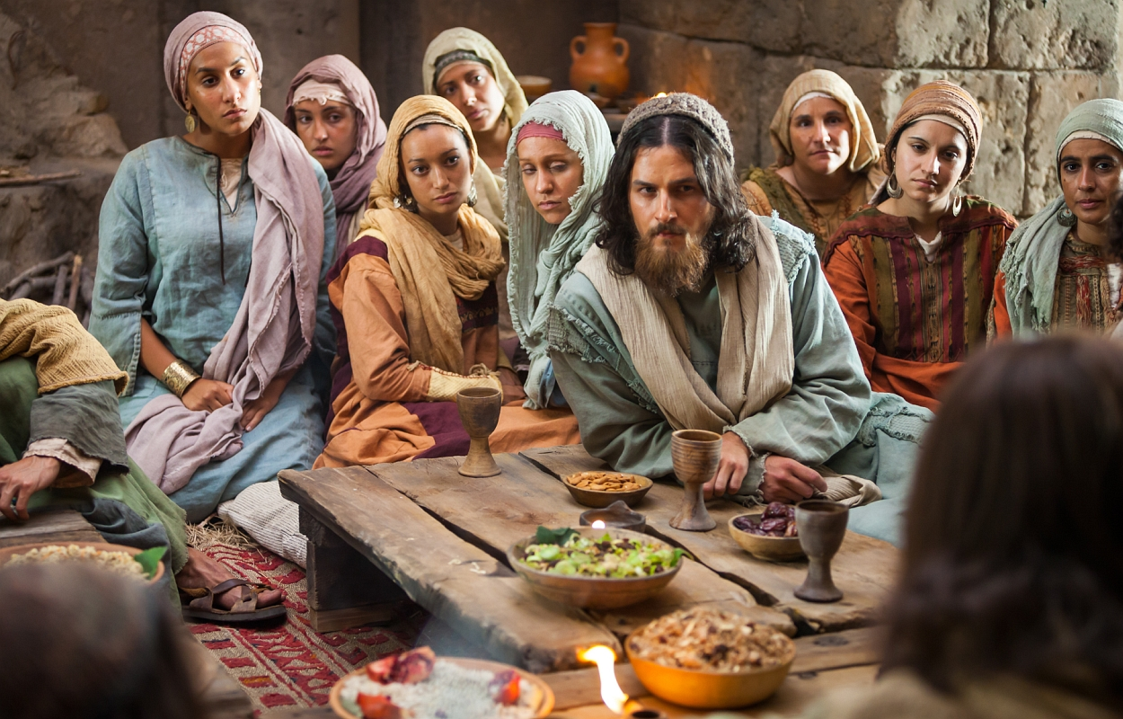 Luke 13:22–30