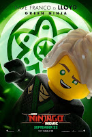 The Lego Ninjago Movie Poster 12