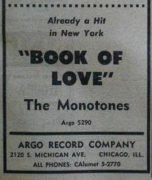 The Monotones Book Of Love
