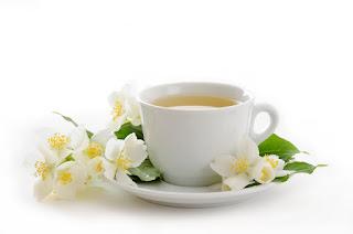 Chá branco - O BLOQUEADOR DE FAT