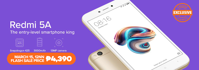 Xiaomi is in the Philippines