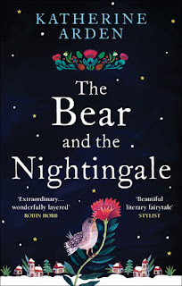 The Bear and the Nightingale by Katherine Arden (Blog Tour)