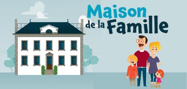 Vocabulaire français à la maison avec des images