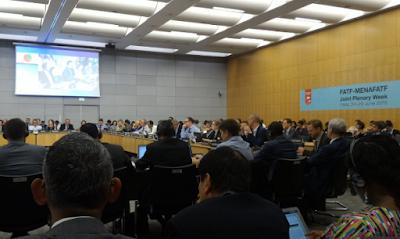 Indonesia Resmi Menjadi Observer Pada Financial Action Task Force