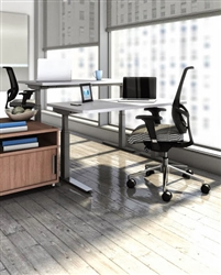 RGE Height Adjustable Table