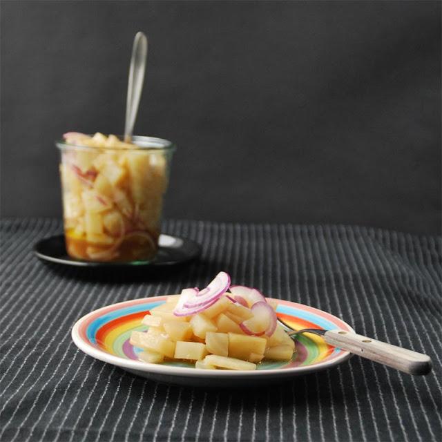 Knollen auf dem Teller | pastasciutta.de
