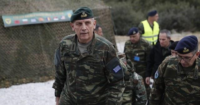 Τα σχέδια του Στρατηγού για τις Ένοπλες Δυνάμεις
