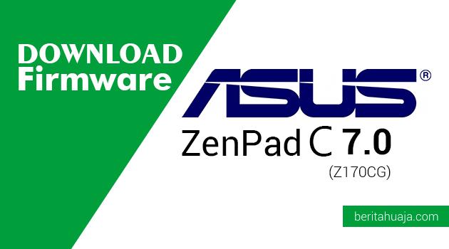 Download Firmware ASUS ZenPad C 7.0 (Z170CG)