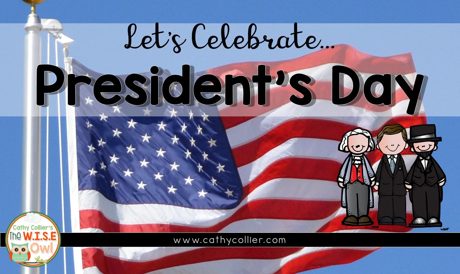 President S Day In Kindergarten