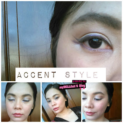 Review 1 Day Acuvue Define Accent Style