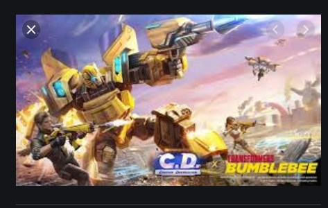 Transformers: Bumblebee. Defender Apk Free on Android Game Download