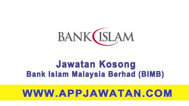 mohon segera jawatan kosong di bank islam malaysia berhad bimb 18 jun 2017. Black Bedroom Furniture Sets. Home Design Ideas