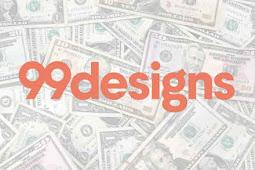 Pengalaman Mendapatkan 300+ juta dari 99designs