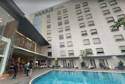 alamat Hotel Harris Sentul