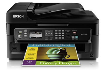 Epson WorkForce WF-2540 printer