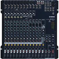 Daftar Harga Mixer Audio YAMAHA MG166CX