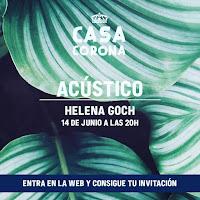 Concierto de Helena Goch en Casa Corona