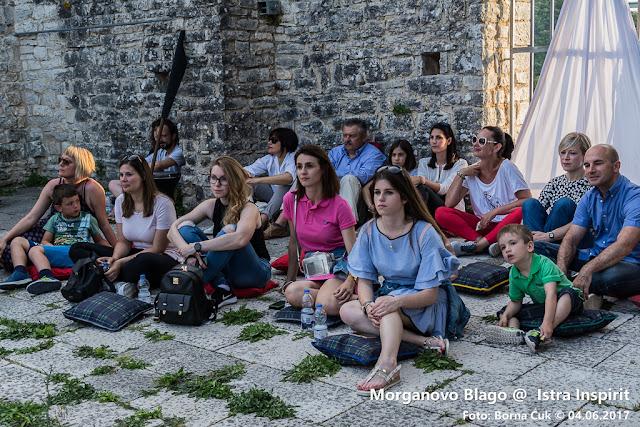 "Predstava ""Morganovo blago"" - Istra Inspirit Dvigrad 04.06.2017"