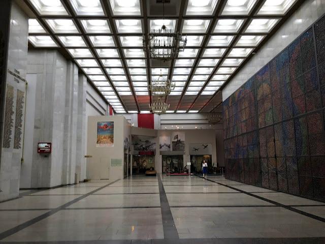 Museu II Guerra Mundial - Moscovo - Russia