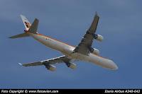 Airbus A340 / EC-LEU