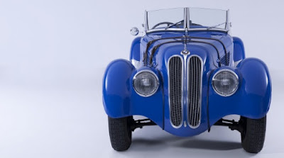 BMW 328 1936 GERMANY
