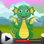 G4K Green Dragon Rescue Game Walkthrough