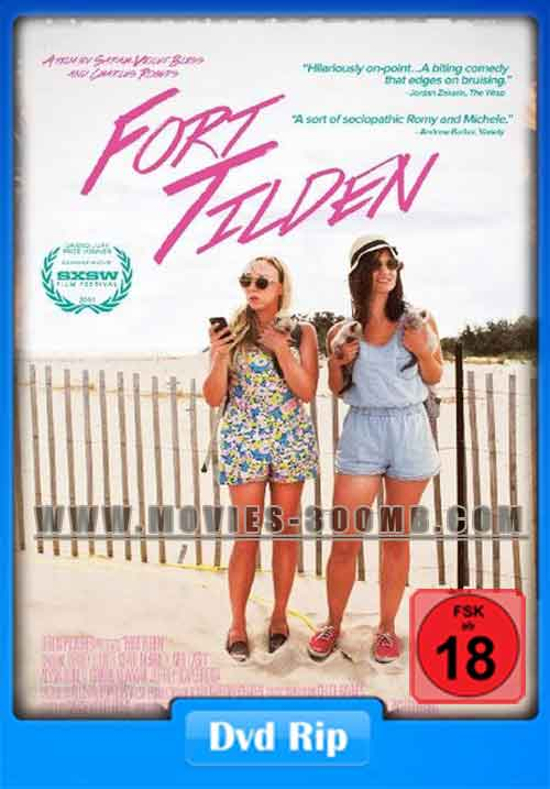 [18+] Fort Tilden 2015 UNRATED DVDRip 700MB Poster