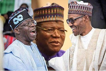 Image result for sule Lamido and tinubu