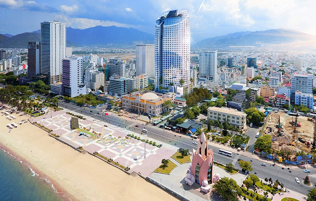 Nha Trang thuộc top thành phố du lịch tốt nhất Việt Nam