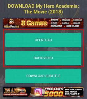 Cara Download Film Di IndoXXI Lewat Hp Android Terbaru Mudah [2019]