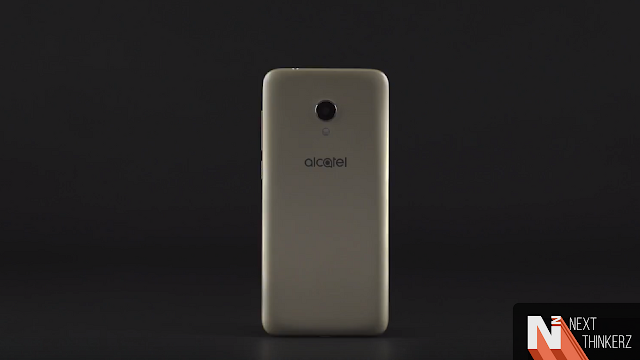 This is Alcatel 1X Phone - Worlds's First Android Go Edition Smartphone.