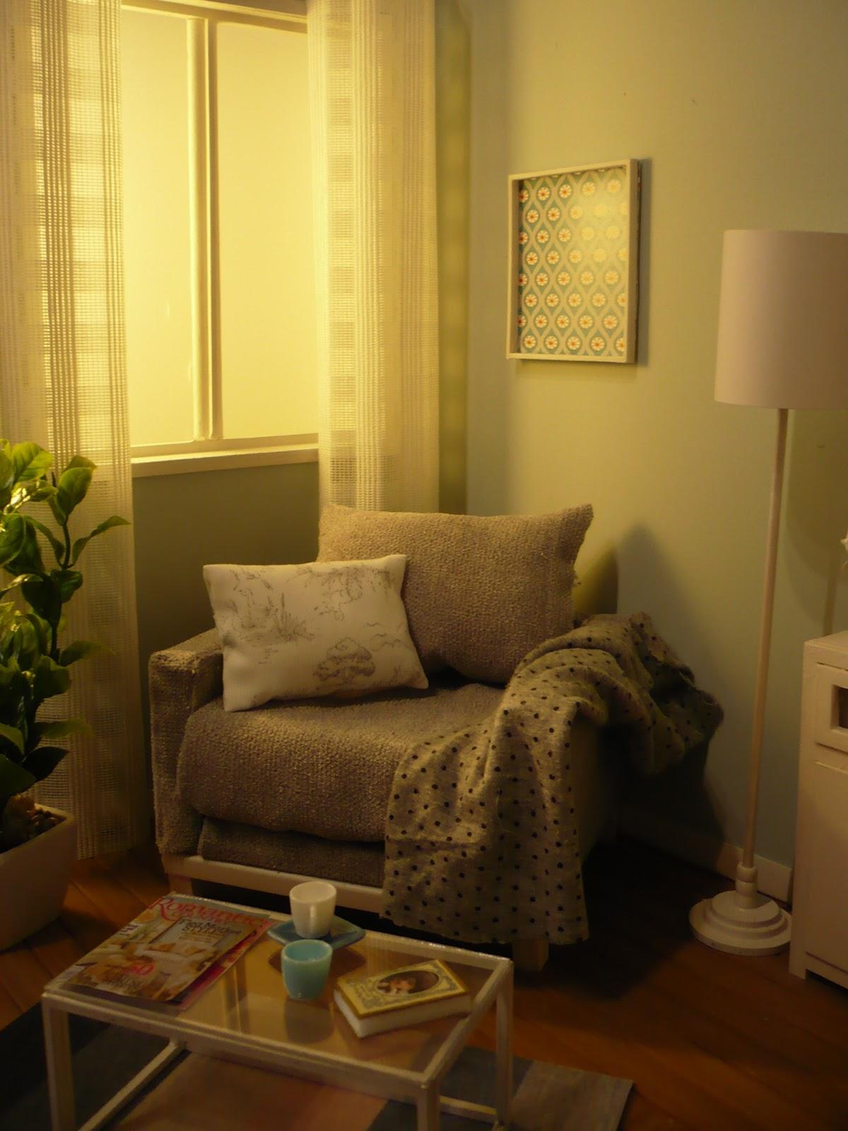 Muebles y complementos en escala 1 6 for Muebles y complementos