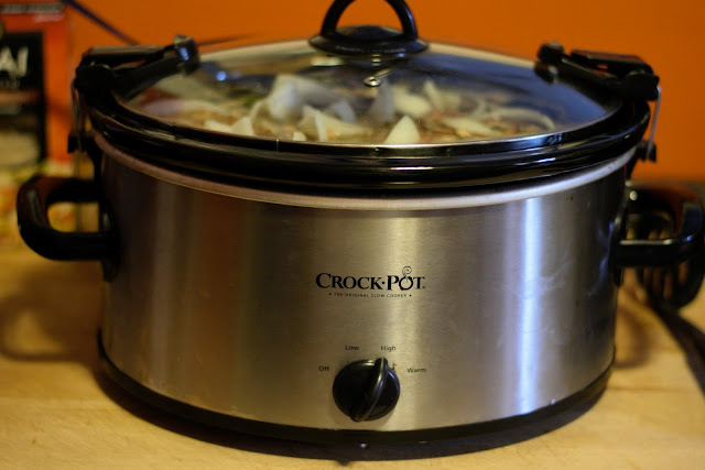 Crock Pot Chicken Pho Recipe - ~The Kitchen Wife~