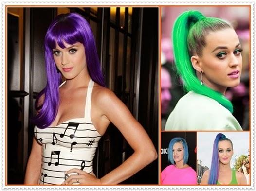 Katy Perry Haare 2014