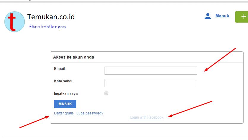 cara mencari orang hilang di internet