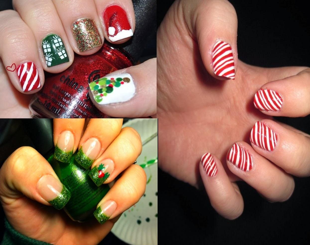 Holidays Nails Art  | Shine of Style