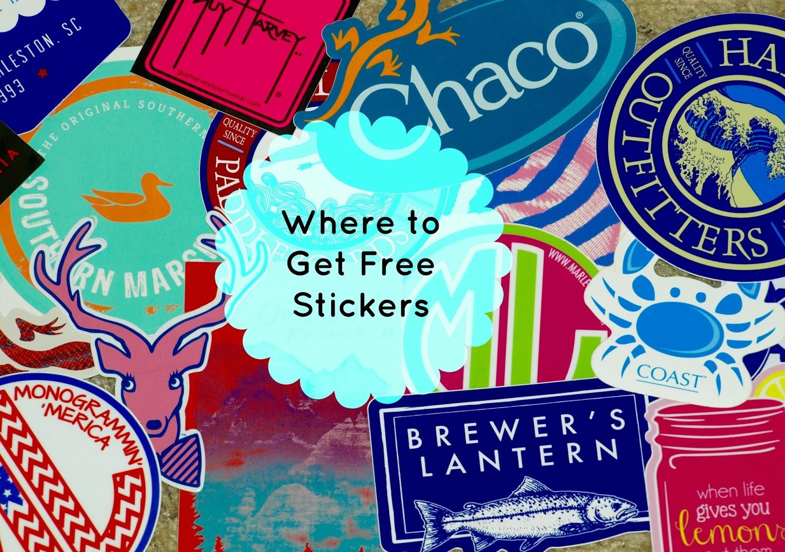 Free Moosejaw Sticker ✓ Satu Sticker