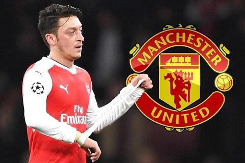 MU sẽ đưa Mesut Ozil về sân nhà như thế nào?